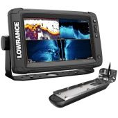 Lowrance Elite 9Ti2 Chartplotter / Fishfinder Active Imaging - With 3-in-1 Transducer - 000-14650-001