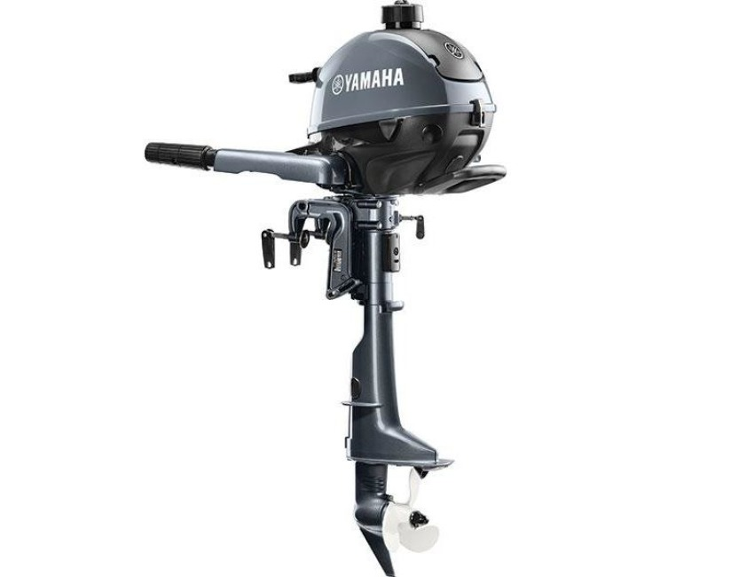 Yamaha f2 5bmhs 4 stroke outboard motor short small for Yamaha 6hp outboard motor